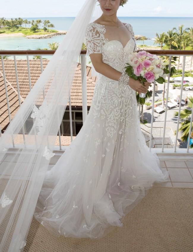 Zuhair Murad New Wedding Dress On Sale 70 Off Stillwhite Australia