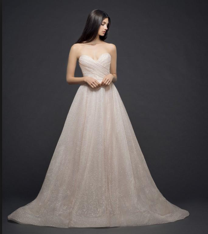 Lazaro Wedding Dresses: Lazaro 3810 Preowned Wedding Dress On Sale 46% Off