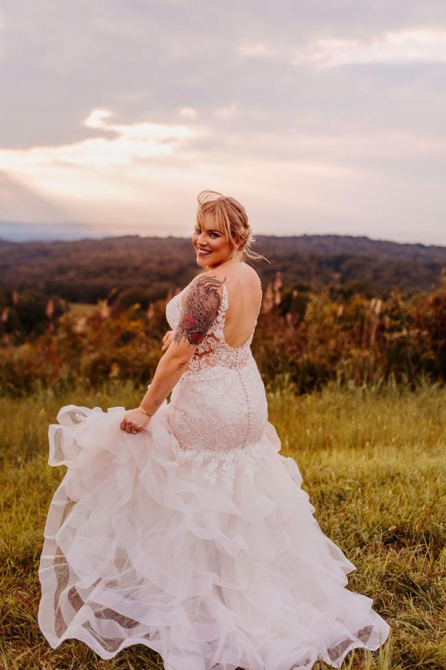 Sincerity Bridal 44243