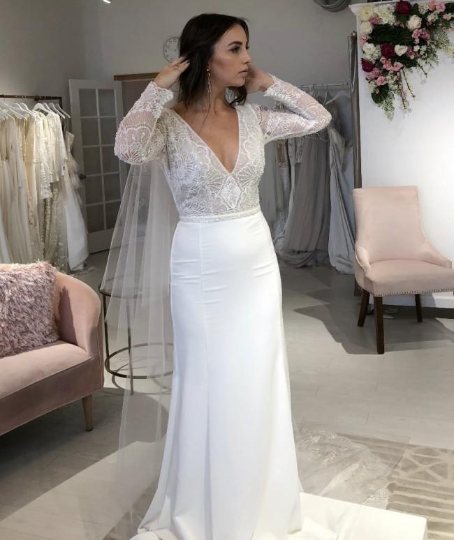 Flora Bridal, Annie gown
