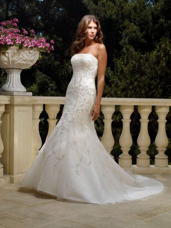 Casablanca Bridal Exotic Escape Collection