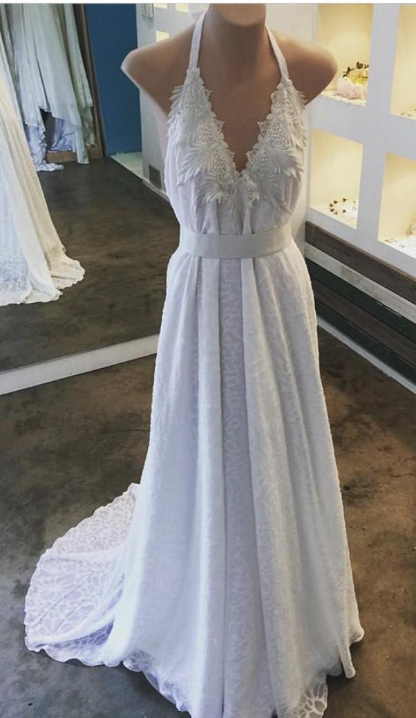 Bohemian Brides Savannah One Of A Kind Wedding Dress On Sale 39 Off