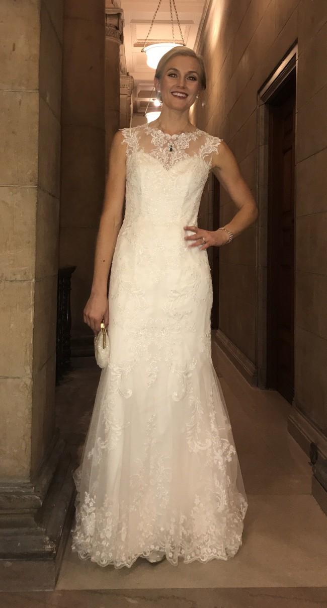 Casablanca Bridal 2198