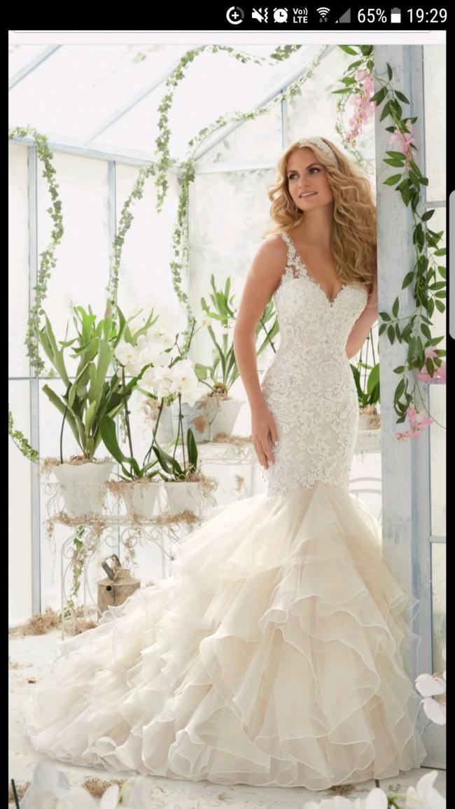 Morilee Wedding Dresses.Morilee 2819 Size 12