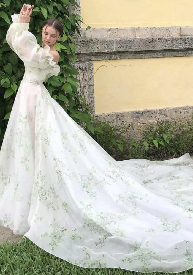 Monique Lhuillier Bloom Dress