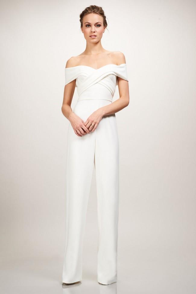 Theia Couture Colette Jumpsuit