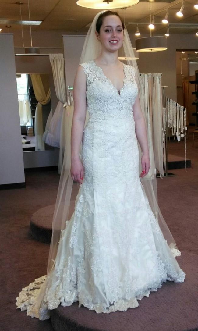Allure Bridals, 9104