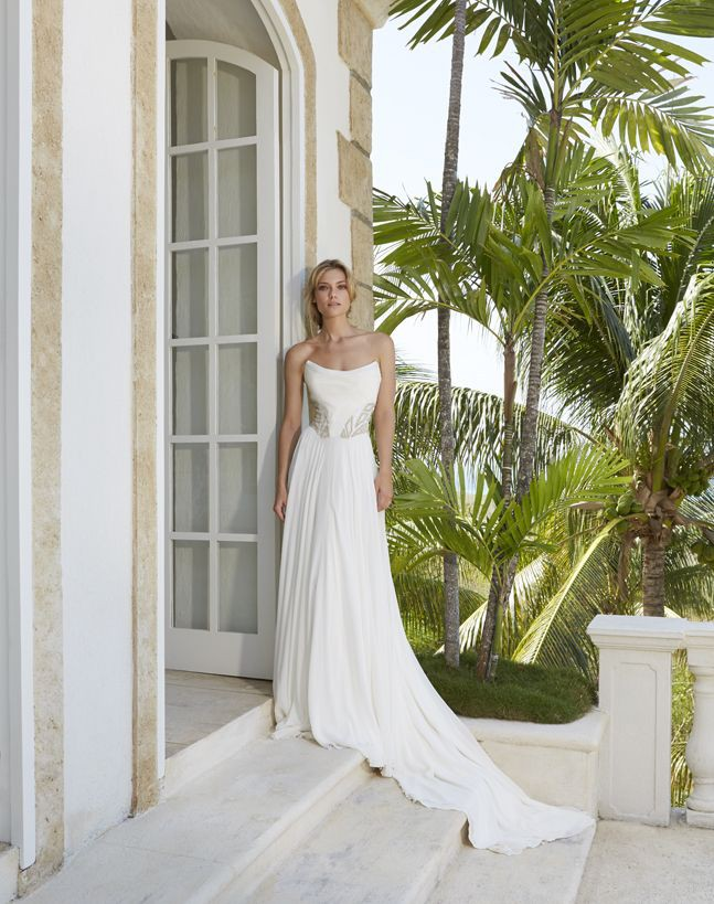 Amanda Wakeley Asteria Wedding Dress