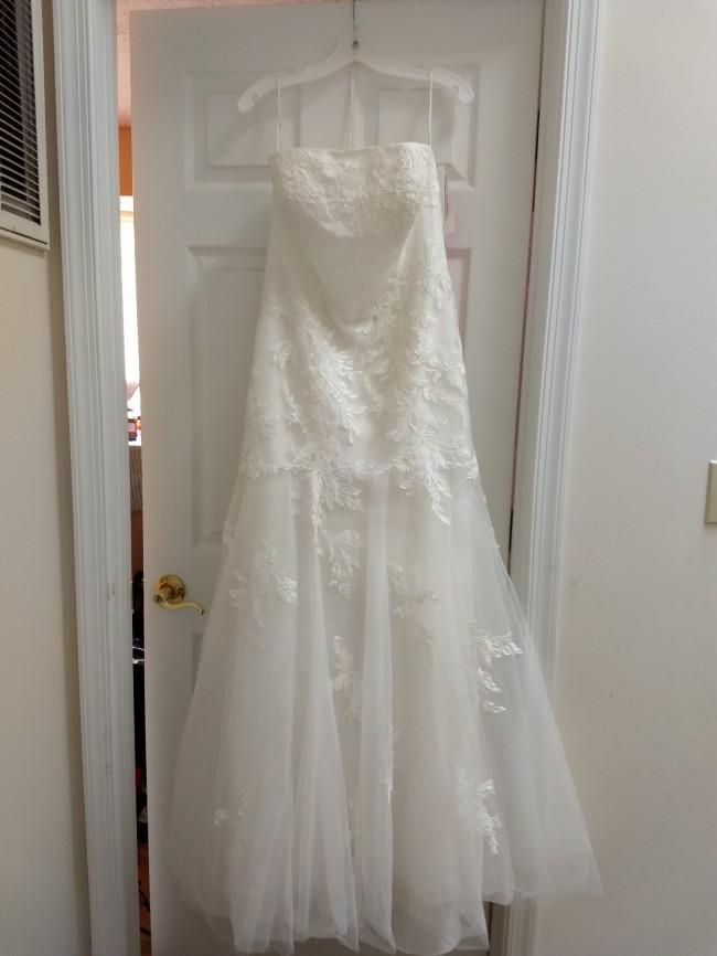 David's Bridal WG3869