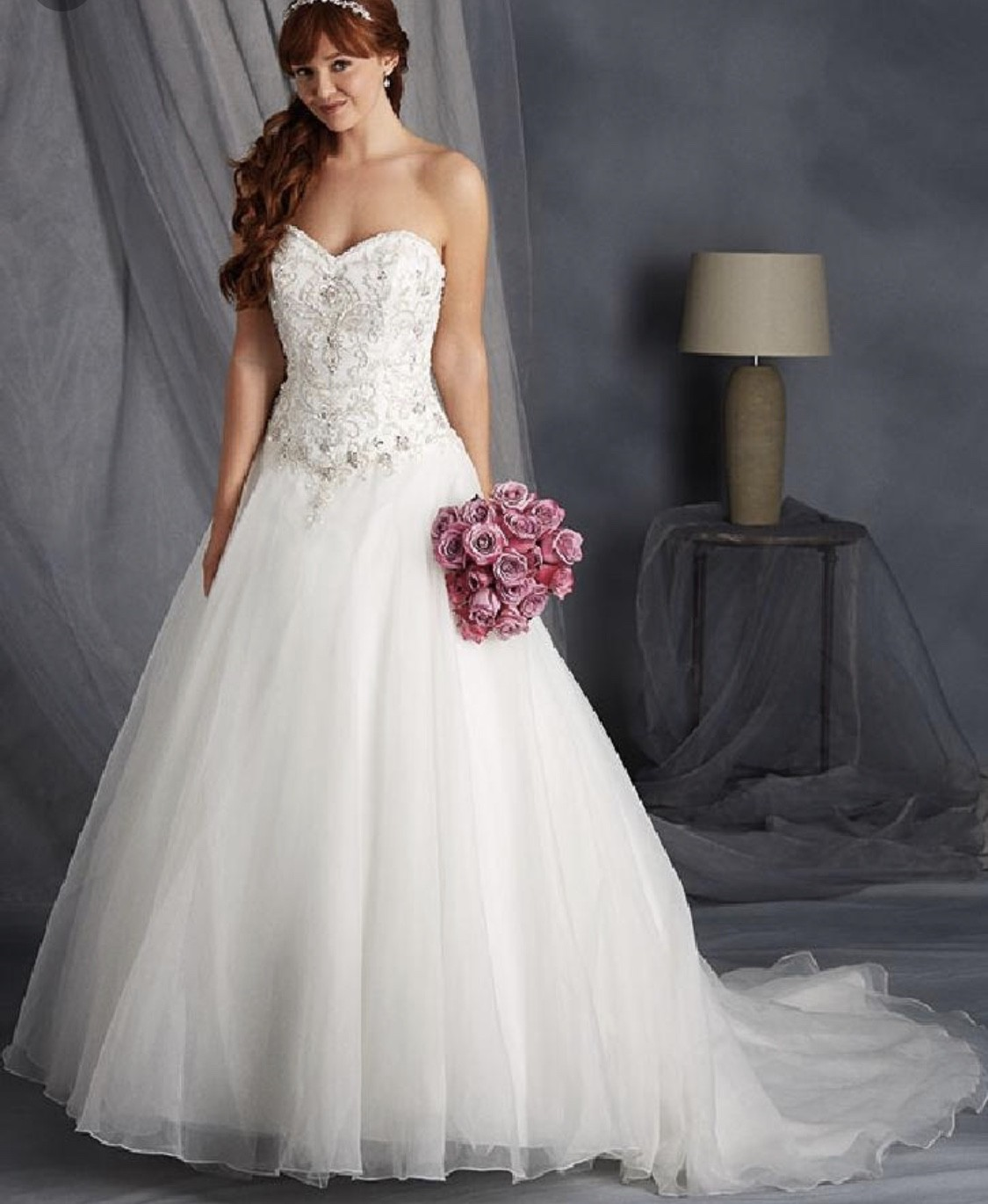 Alfred Angelo: Alfred Angelo 2450 New Wedding Dress On Sale 56% Off