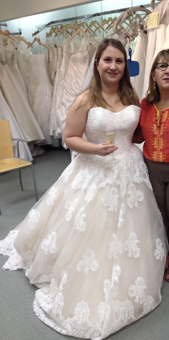 Allure Bridals 9121