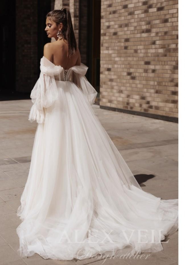 Alex Veil Bridal Taylor