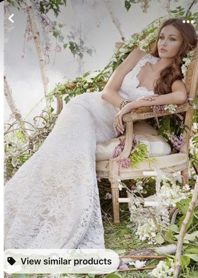 JLM Couture 8312