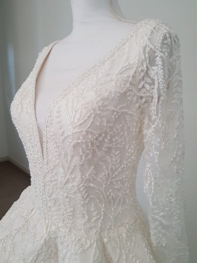 Demetrios, Esme gown DP388