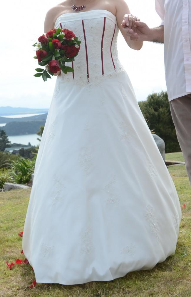 Sincerity Bridal 4518