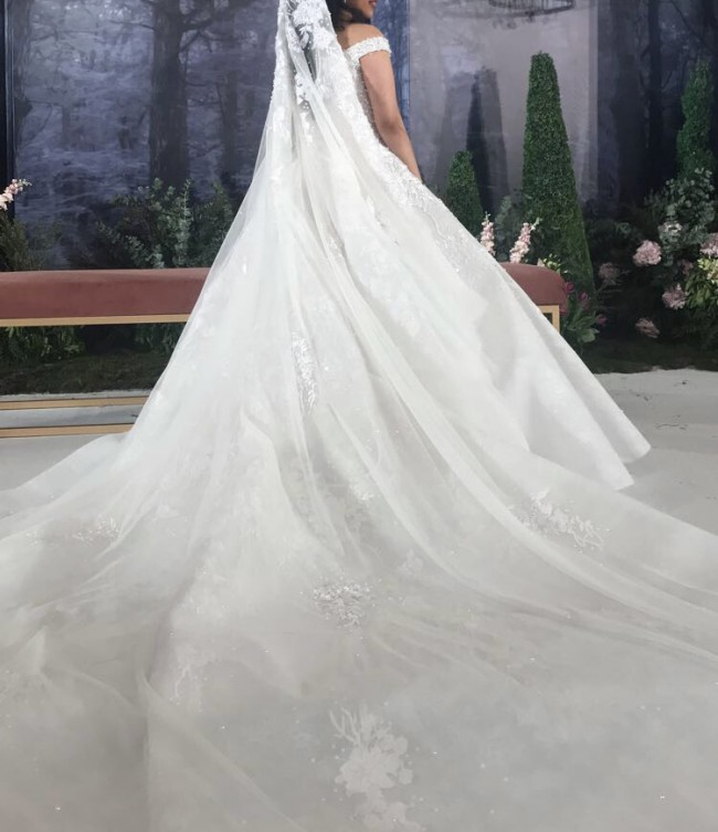 Rony El Areif, Haute couture, 2018