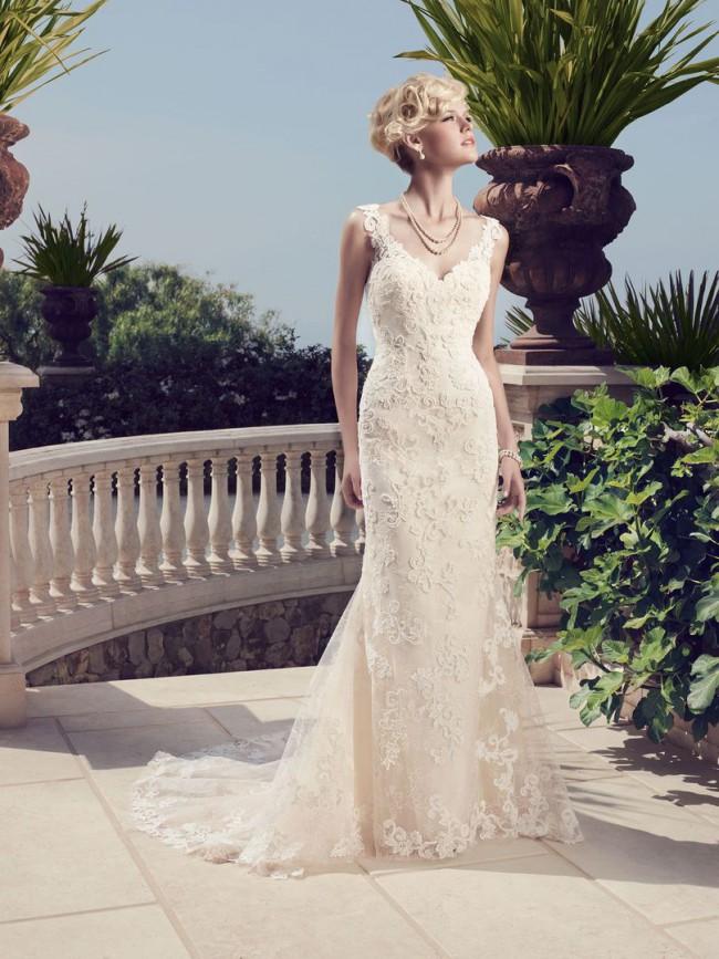 Casablanca Bridal 2155