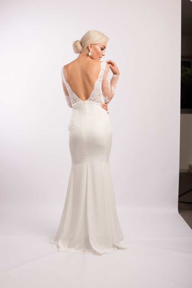 With Love By Mallika ALEXIS GOWN