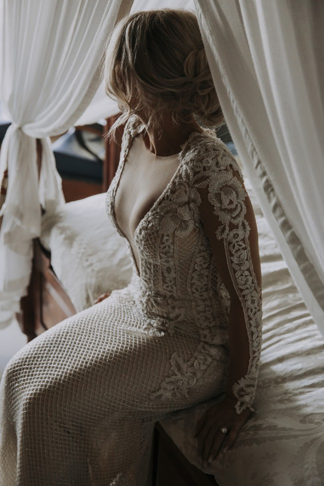 Galia Lahav, Custom Made Bella- LSR 1704 Houte Couture