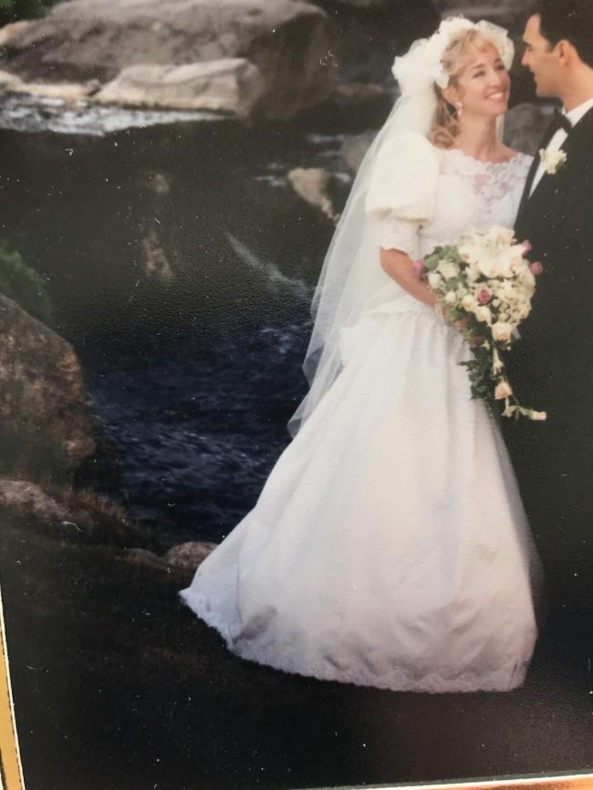 Van Lear Bridals, Style Name:  Bustle