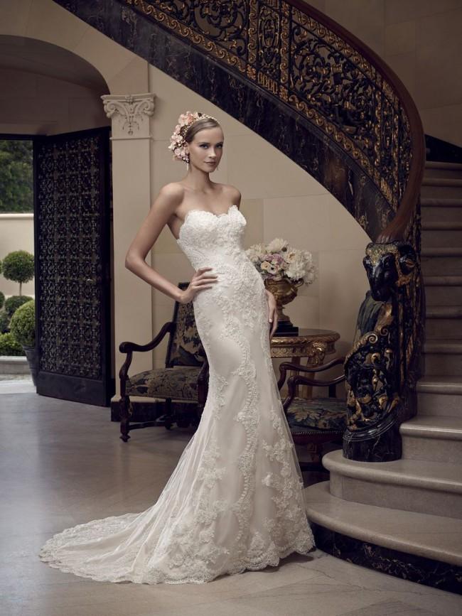 Casablanca Bridal 2201