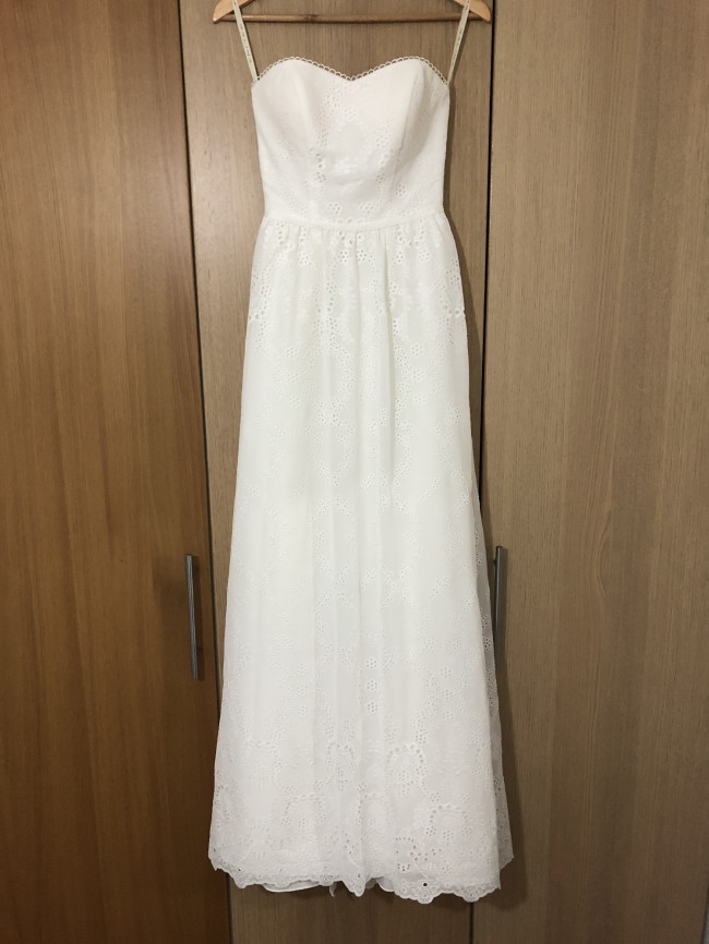 David's Bridal WG3929