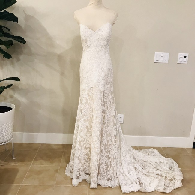 Watters, Authentic wedding dress