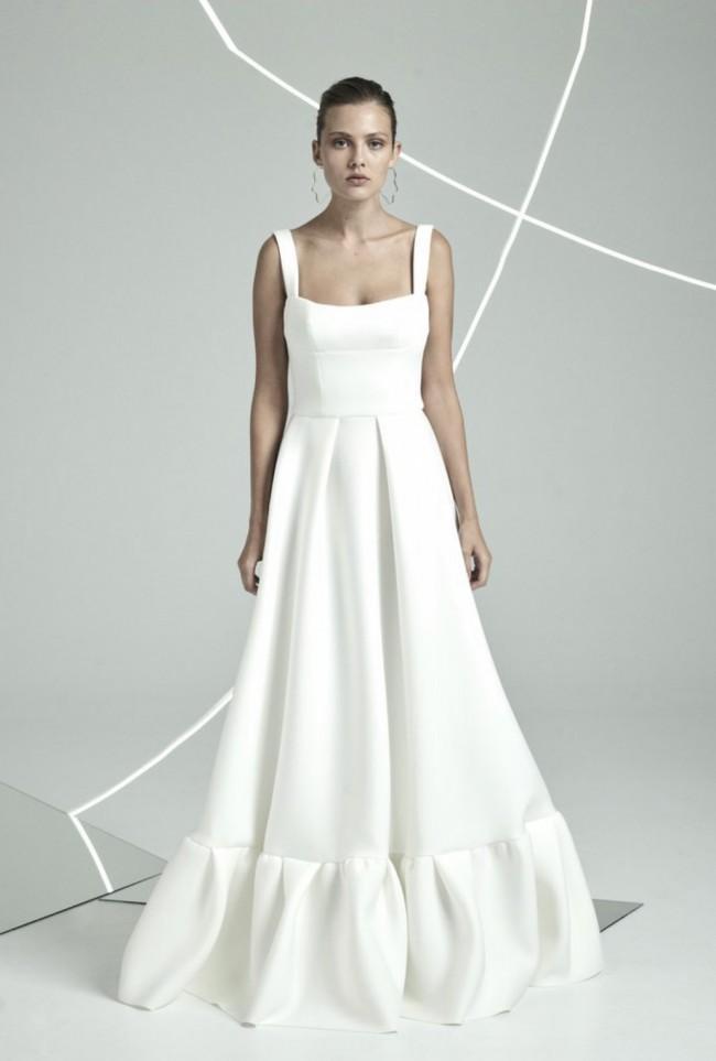 Rachel Gilbert Cora Gown
