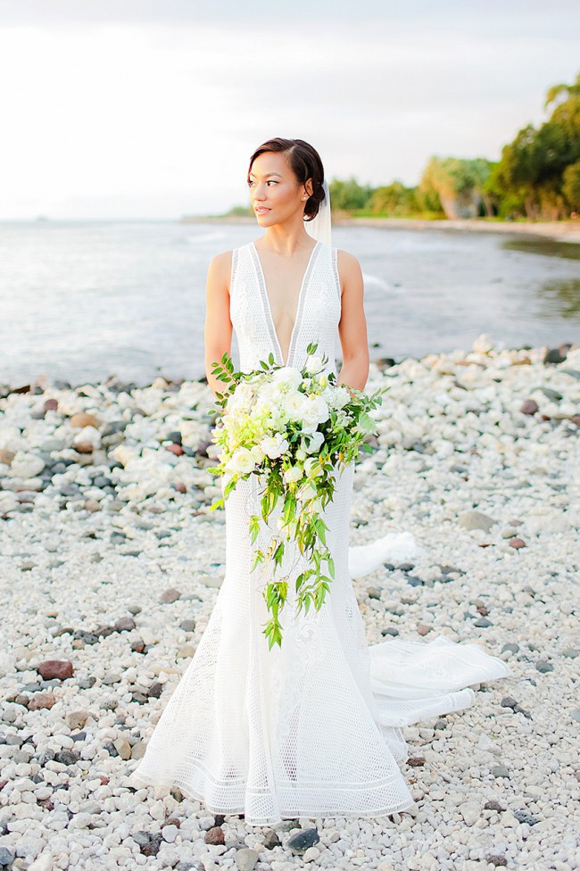 Suzanne Harward Ascension Gown