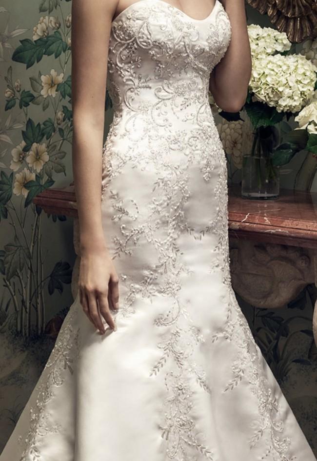 Casablanca Bridal 2207