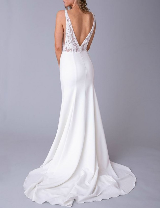 Sarah Seven Easton Gown