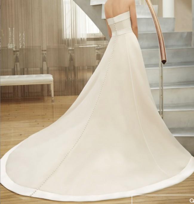 Madeline Gardner Wedding Gowns: Madeline Gardner Noelle Second Hand Wedding Dress On Sale