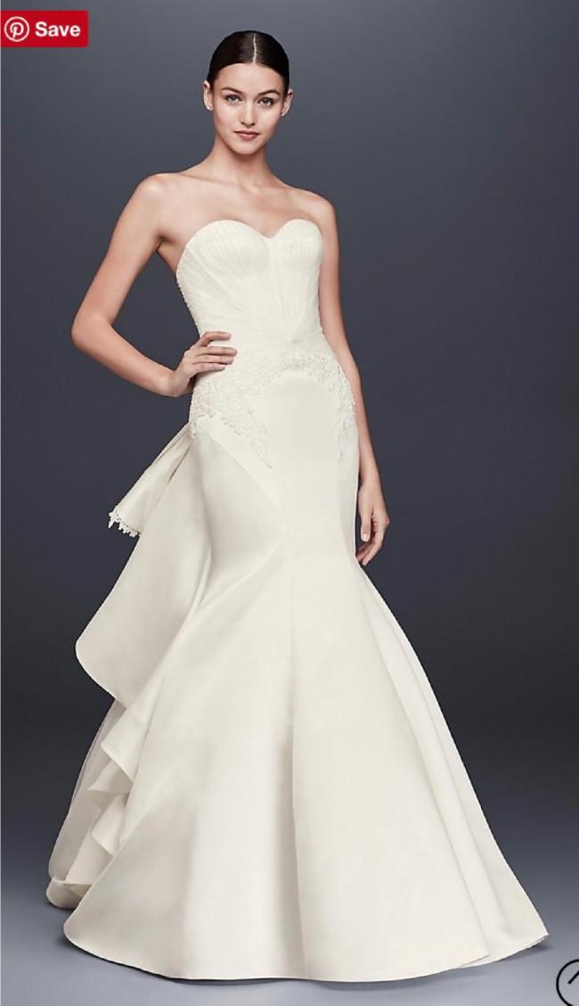 d0e4f24a7ac6 Truly Zac Posen ZP345004 Sample Wedding Dress on Sale 55% Off ...