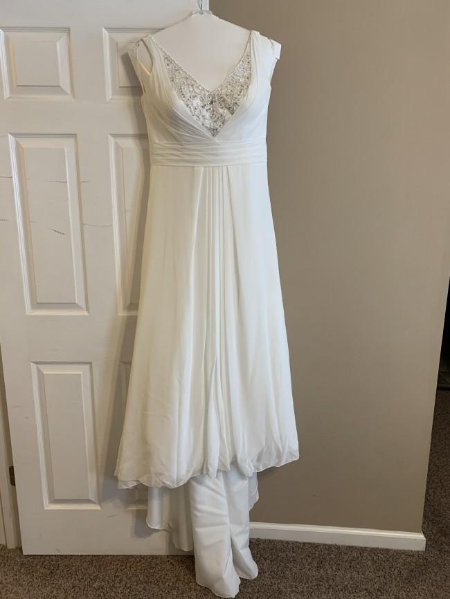 David's Bridal Collection V3806