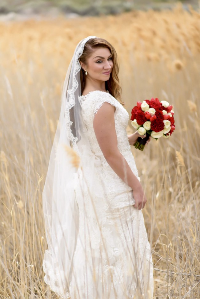 Allure Bridals M536
