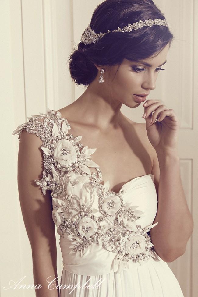 Anna Campbell, Tash Dress
