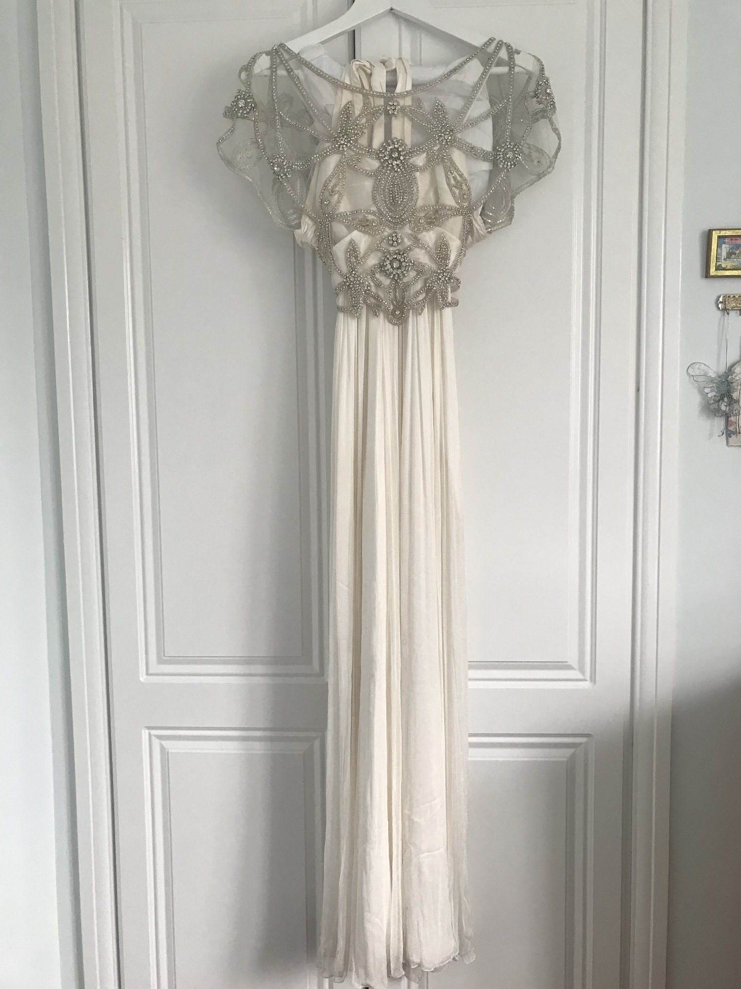 9eb1f64c05b4 Anna Campbell Adelaide Second Hand Wedding Dress on Sale 63% Off -  Stillwhite United Kingdom