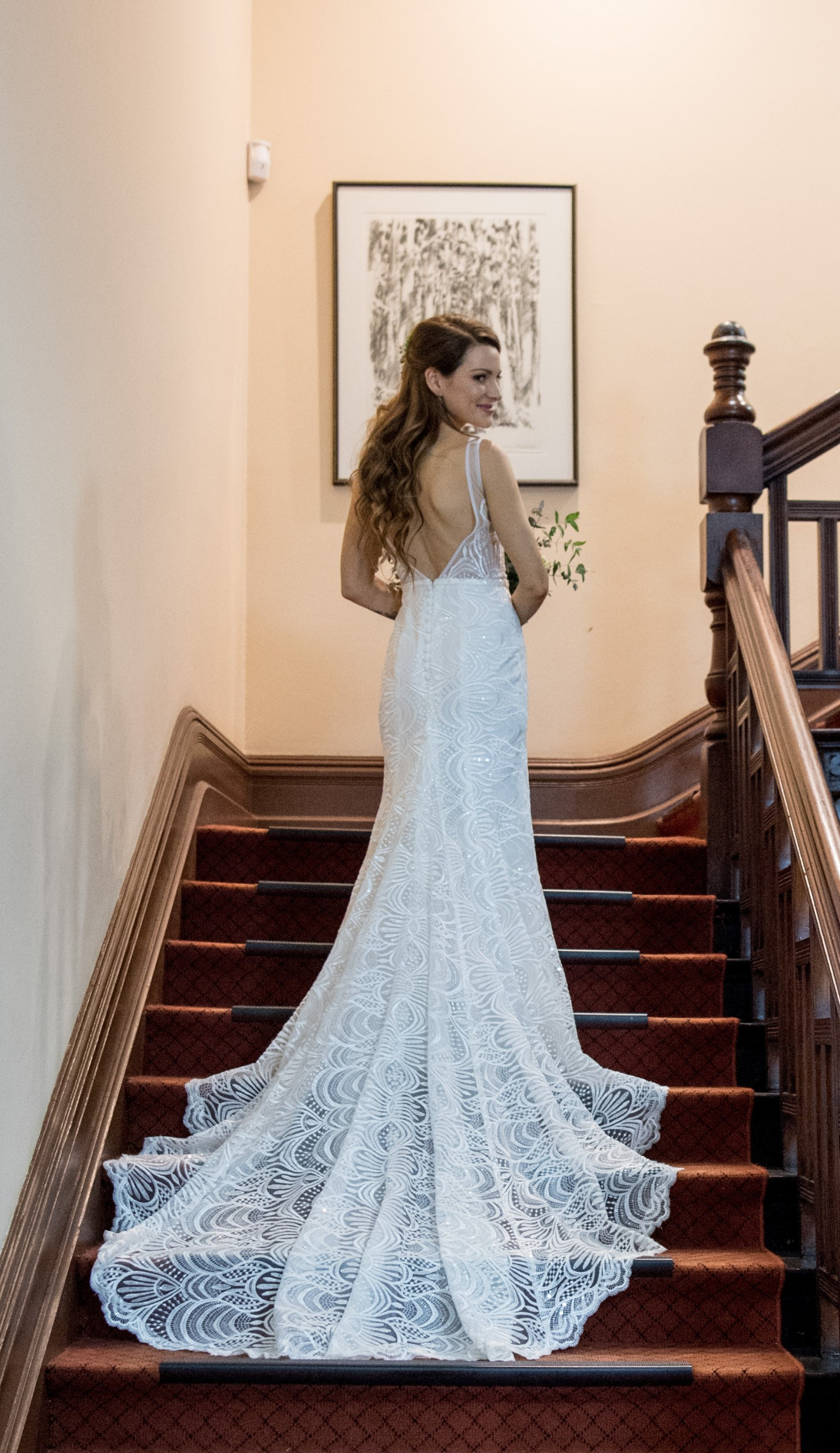 Made With Love Harlie Second Hand Wedding Dress On Sale 48