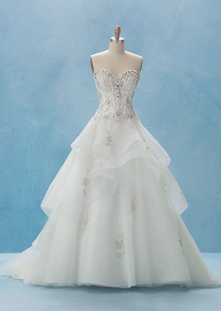 Alfred Angelo, Disney princess collection, Belle style 217
