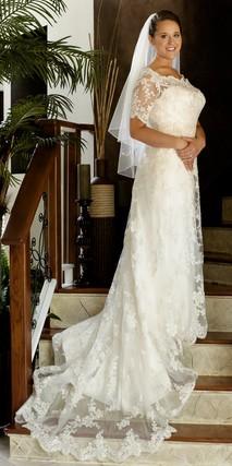 Casablanca Bridal 2119
