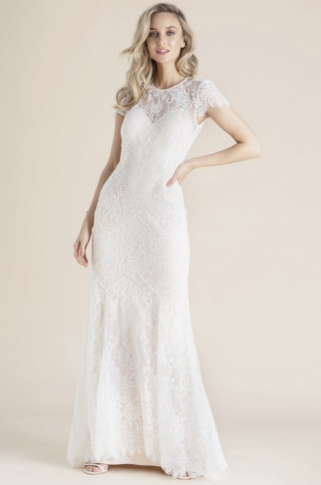 Catherine Deane Lavi Gown