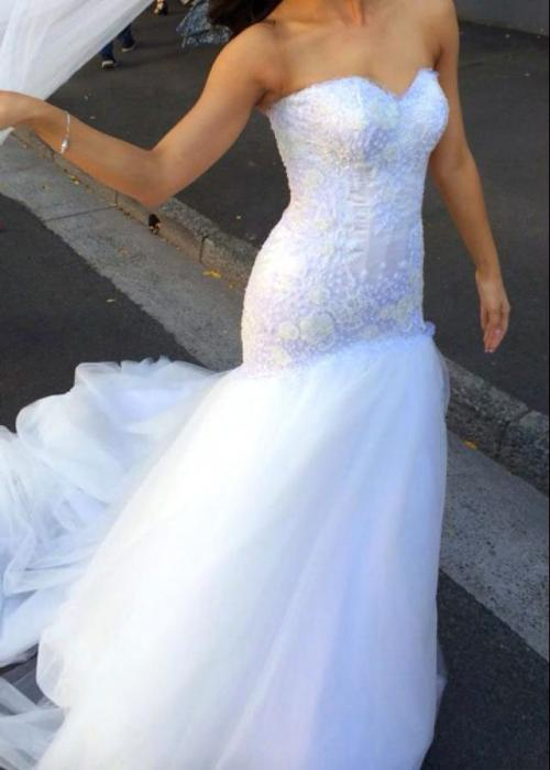 Bizzaro Bridal, Couture Gown