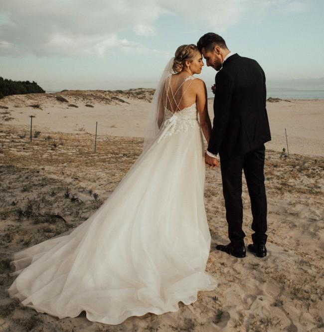 Luv Bridal Custom Made