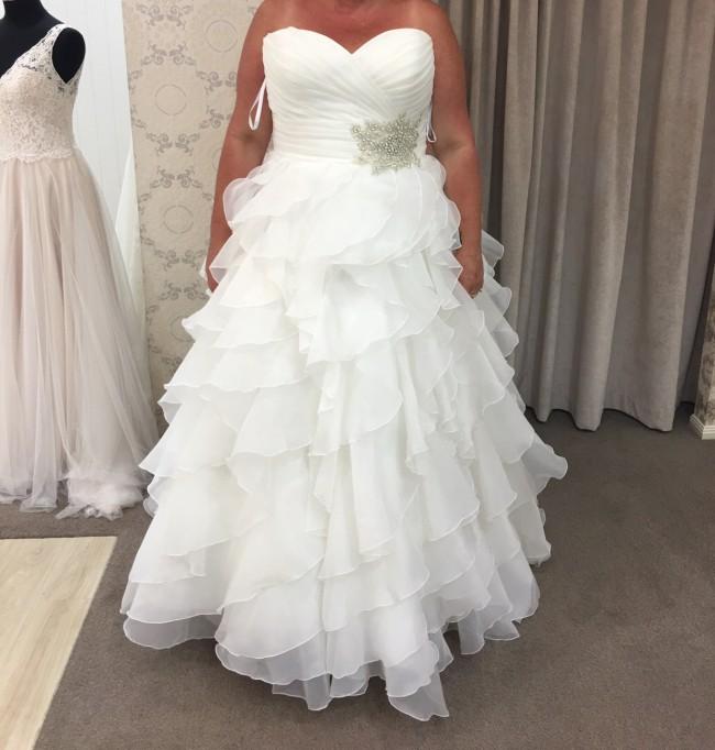 Allure Bridals, ALlure W314