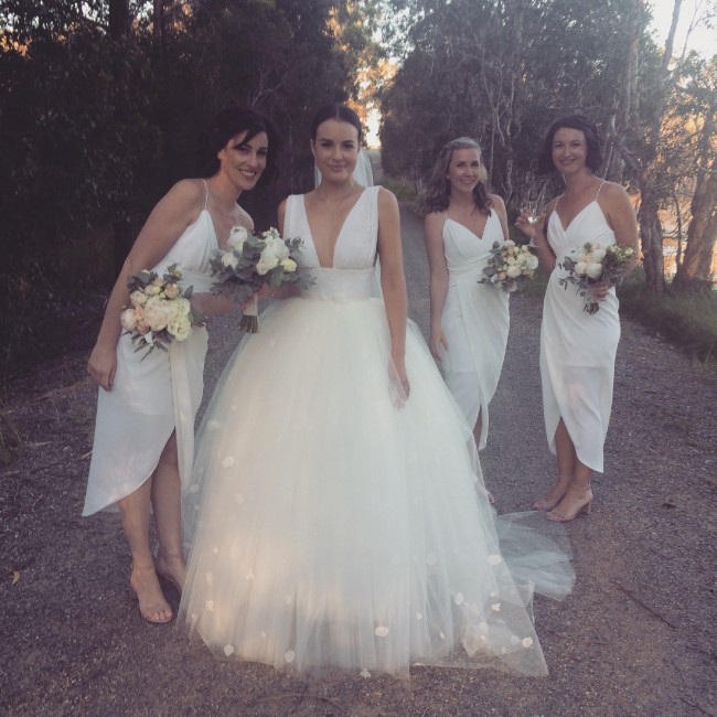 Darb Bridal Couture, Custom Made ( based on the 'Caroline')