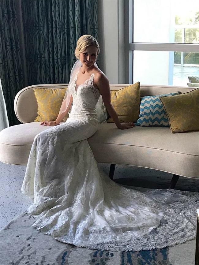 Allure Bridals 9363