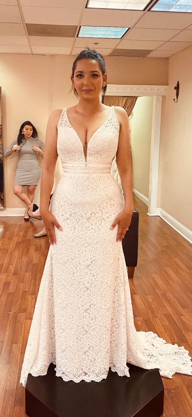 Mikaella Bridal Style 2154