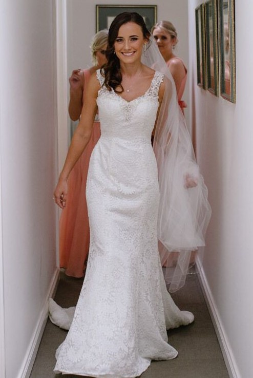 Luv Bridal, Fit & Flare