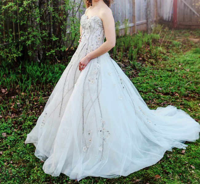 Ines Di Santo, Ball Gown