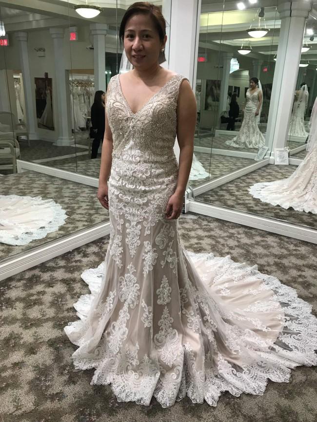 Allure Bridals S31475